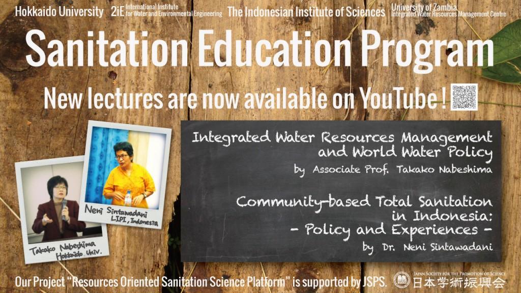 Sanitation Education Program 150406